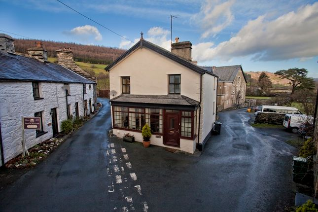 Thumbnail End terrace house for sale in Gethin Square, Penmachno, Betws-Y-Coed, Conway