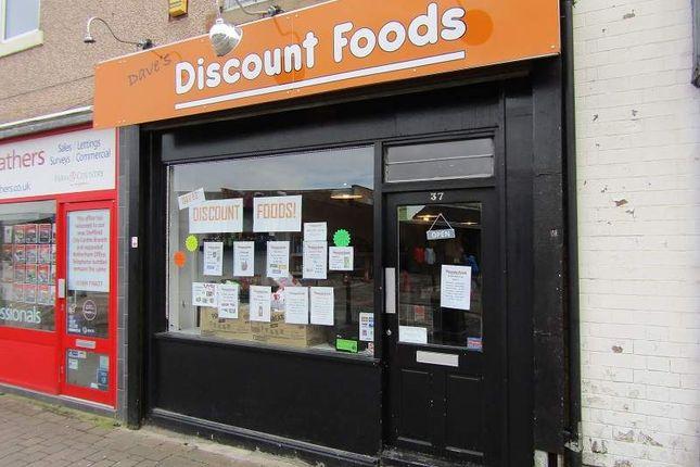 Retail premises for sale in 37 Laughton Road, Dinnington