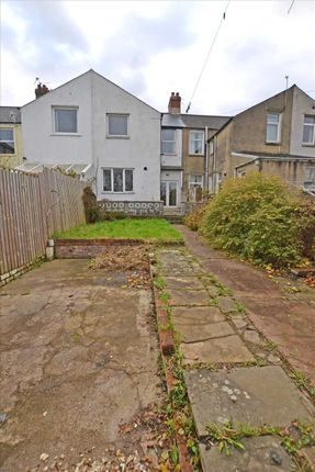 Rear Garden of Clodien Avenue, Heath, Cardiff CF14