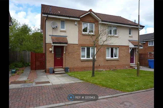Thumbnail Semi-detached house to rent in Alexander Drive, Livingston