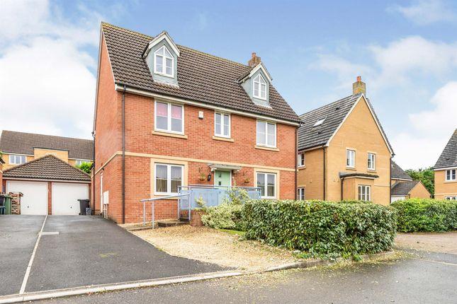 Detached house for sale in Merritt Way, Mangotsfield, Bristol