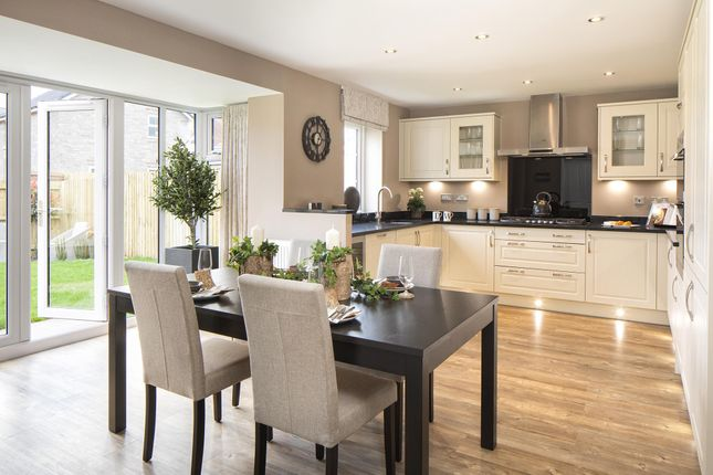 """Thumbnail Detached house for sale in """"Holden"""" at Folly View Close, Penperlleni, Pontypool"""