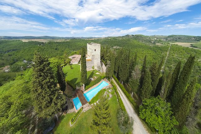 Thumbnail Château for sale in Siena, Tuscany, Italy