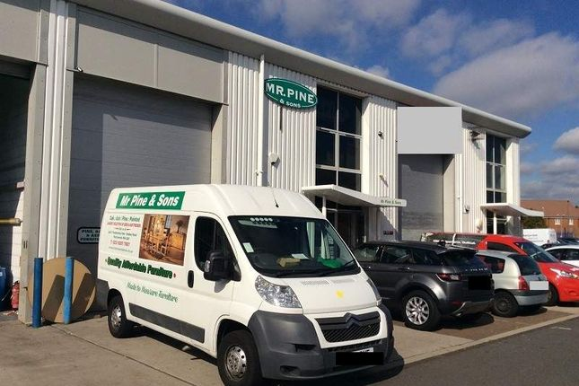 Thumbnail Warehouse for sale in St. Georges Industrial Estate, Rodney Road, Southsea