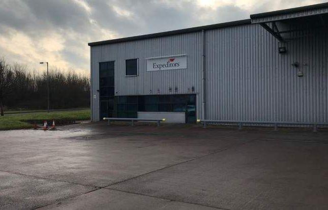 Thumbnail Light industrial to let in Air Cargo Centre, Air Cargo Centre, Arran Avenue, Paisley