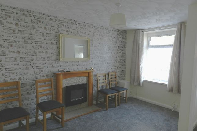 Lounge of Cross Lake Street, Ferndale Rhondda CF43