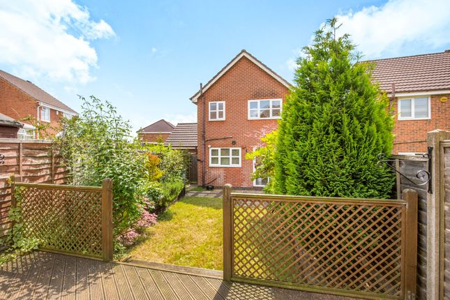 Thumbnail Detached house for sale in Edgecote Drive, Newhall, Swadlincote