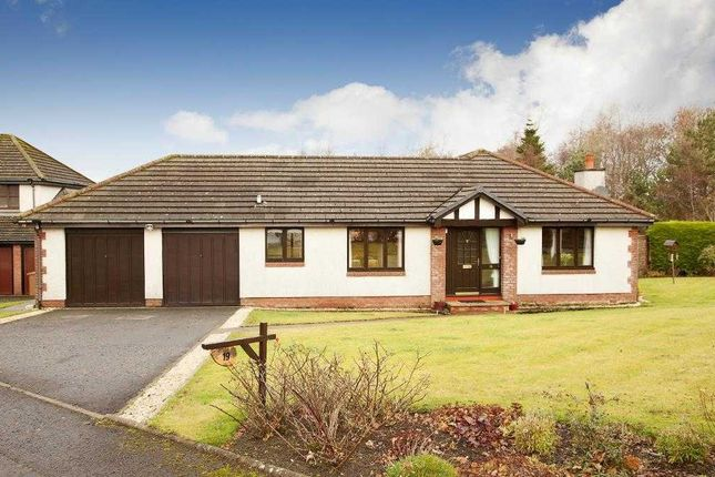 Thumbnail Bungalow for sale in Murieston Green, Murieston, Livingston
