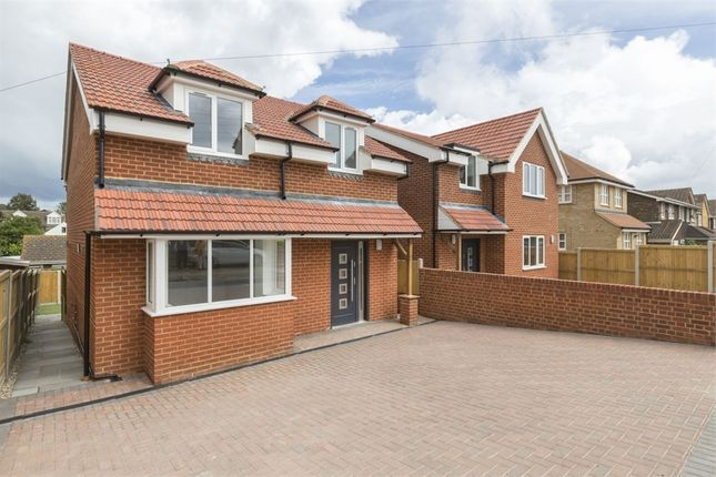 Thumbnail Detached house for sale in Gainsborough Drive, Herne Bay, Kent