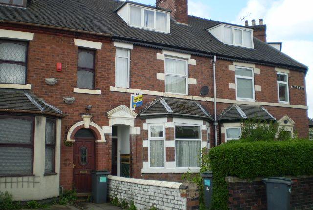 Thumbnail Terraced house to rent in Butler Street, Stoke On Trent