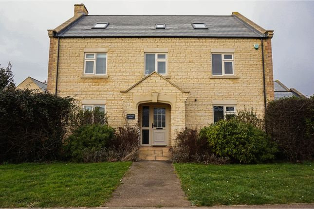 Thumbnail Detached house for sale in Deeping St. James Road, Northborough