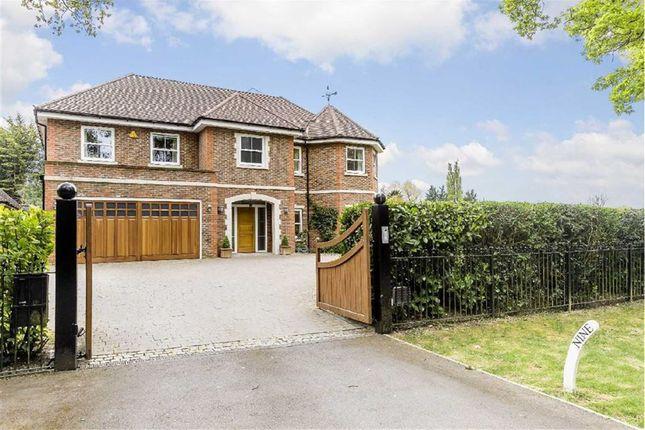 Thumbnail Detached house to rent in Arkley Lane, Arkley, Barnet