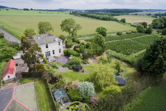 Thumbnail Detached house for sale in Auchterhouse, Dundee, Angus