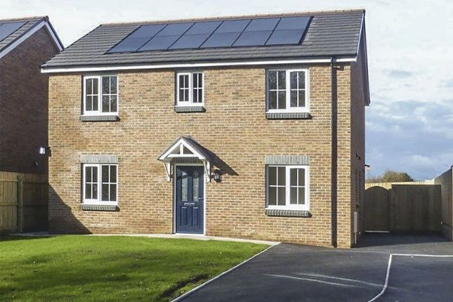 Thumbnail Detached house for sale in Plot 6, Colonel Road, Ammanford