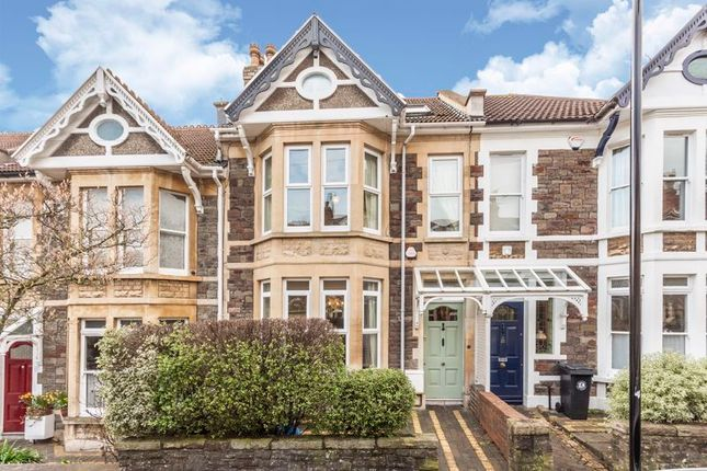 Thumbnail Terraced house for sale in Churchways Avenue, Horfield, Bristol