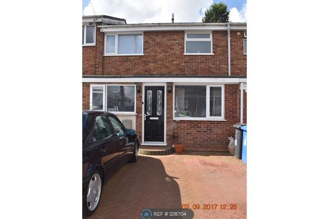 3 bed terraced house to rent in Newgate Street, Burntwood WS7