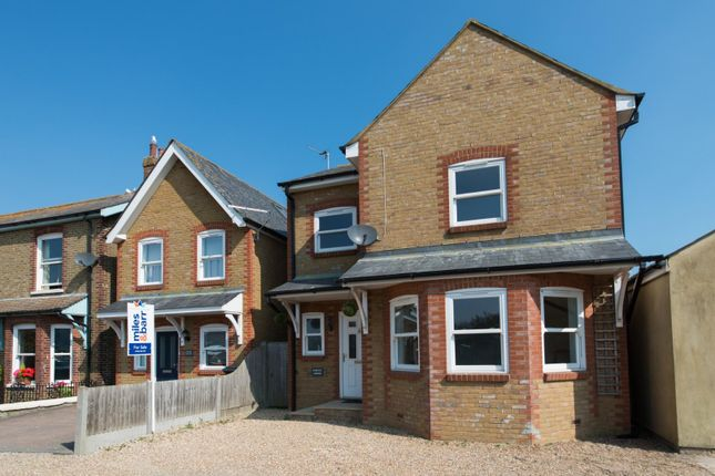 Thumbnail Detached house for sale in Sydcot Drive, College Road, Deal
