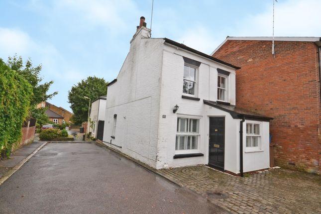 Thumbnail Detached house for sale in Apton Road, Bishops Stortford
