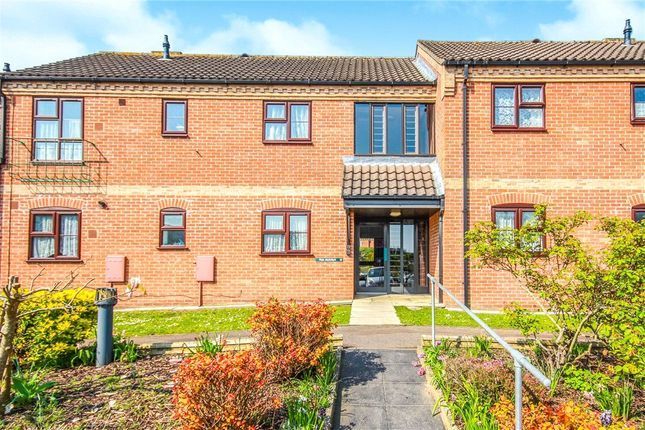Thumbnail Flat for sale in Rowan Court, Norwich, Norfolk
