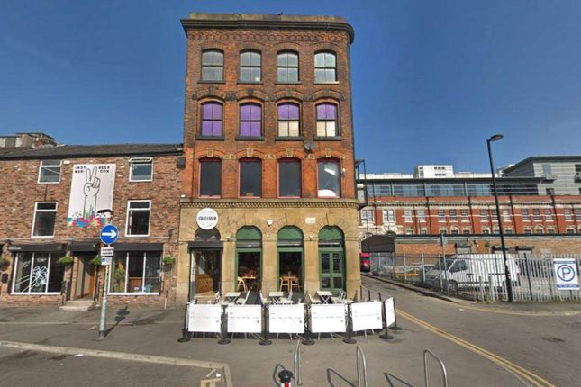 Thumbnail Restaurant/cafe for sale in Arches, Whitworth Street West, Manchester
