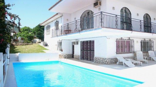 House And Pool of Spain, Málaga, Nerja, Maro