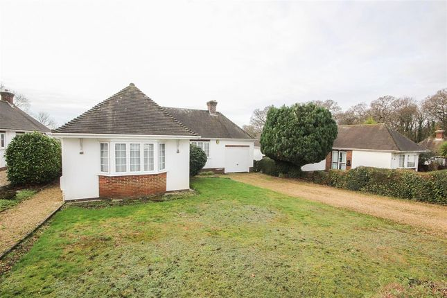 Thumbnail Bungalow for sale in Rownhams Way, Rownhams, Southampton