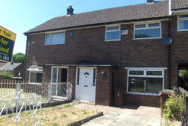 Thumbnail Town house for sale in Redgate, Hyde