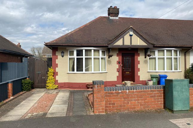 2 bed bungalow to rent in Cromford Avenue, Mansfield NG18
