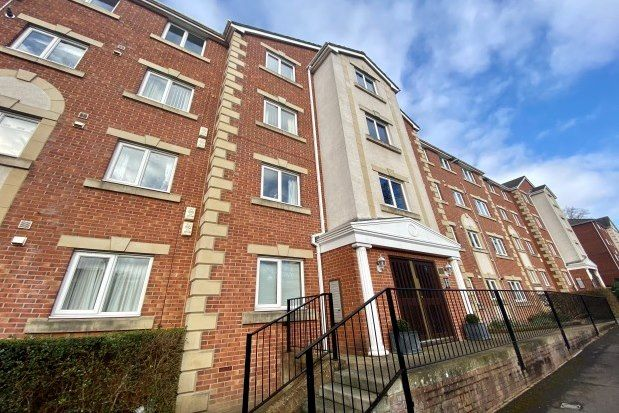 Thumbnail Flat to rent in 14 Marlborough Drive, Darlington