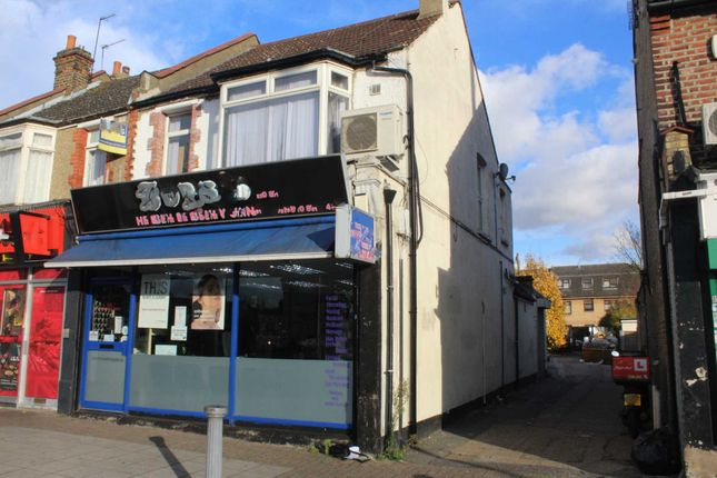Thumbnail Retail premises for sale in Chingford Mount Road, London