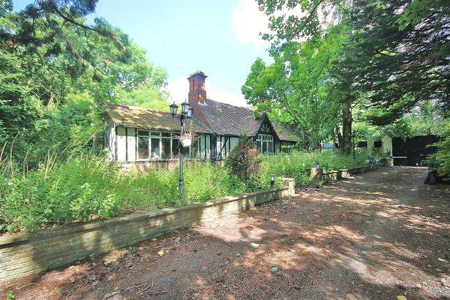 The Lodge: of Kingswood House & Queenswood, Clay Hill, Enfield EN2