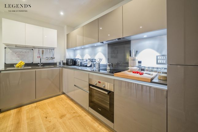 Thumbnail Flat to rent in 4 Barry Blandford Way, London