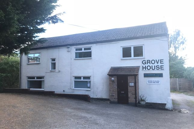 Thumbnail Office for sale in Vicars Cross Road, Chester