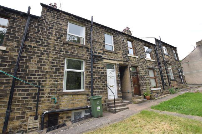 1 bed terraced house for sale in Almondbury Bank, Moldgreen, Huddersfield HD5