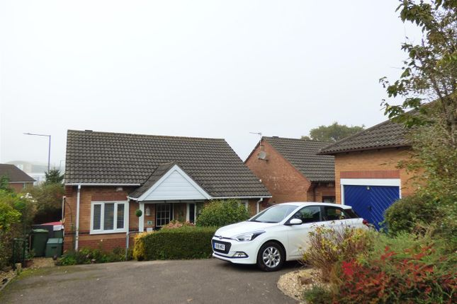 Thumbnail Detached bungalow for sale in Lewis Way, Chepstow