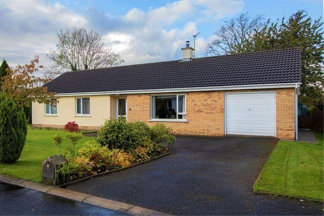Thumbnail Detached bungalow for sale in Fortview Park, Rosscolban, Kesh, Enniskillen, County Fermanagh
