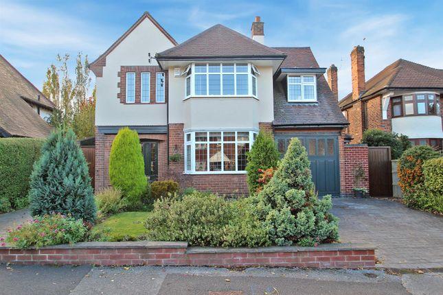 Thumbnail Detached house for sale in Hazel Grove, Mapperley, Nottingham