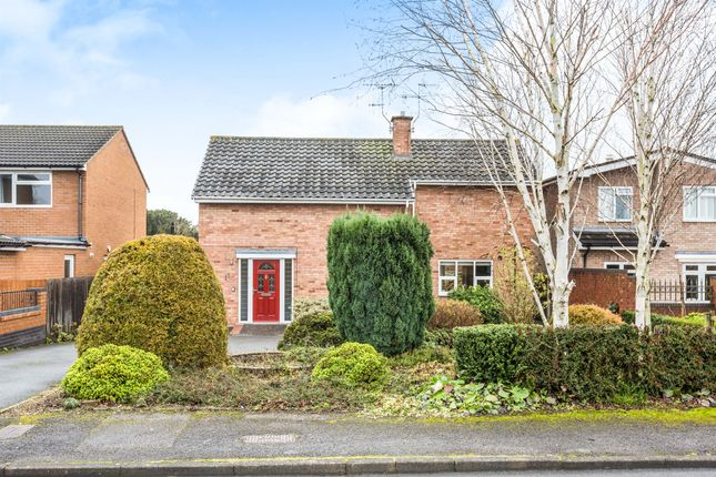 Thumbnail Detached house for sale in Perrycroft Close, Fernhill Heath, Worcester
