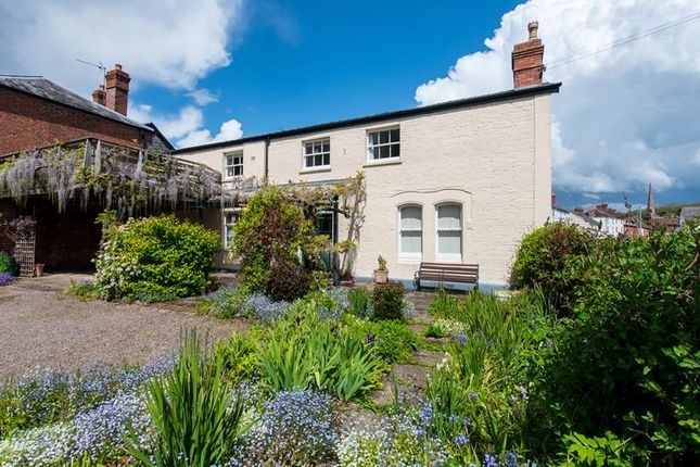 Thumbnail Semi-detached house for sale in Wisteria Cottage, New Street, Ledbury, Herefordshire