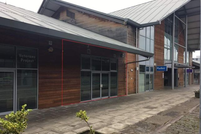 Thumbnail Leisure/hospitality to let in Unit 21A, City Quay, Camperdown Street, Dundee