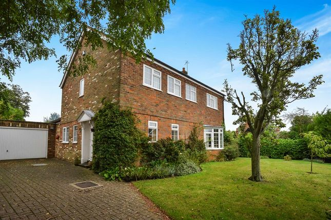 Thumbnail Detached house for sale in Mount Pleasant, Aspley Guise, Milton Keynes
