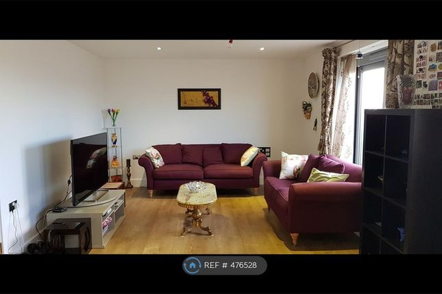 Thumbnail Flat to rent in Moro Apartments, London