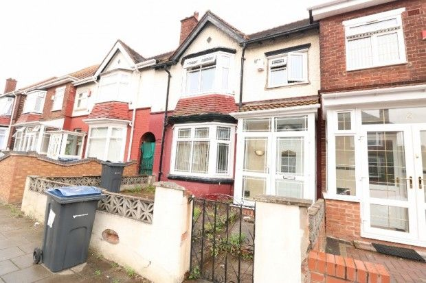 Thumbnail Terraced house to rent in Kingsleigh Road, Handsworth