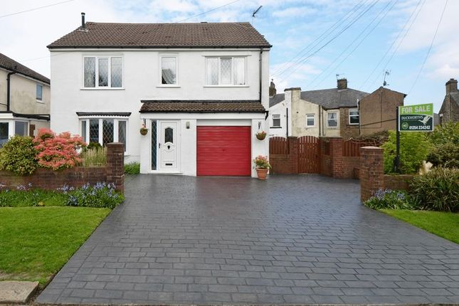 Thumbnail Detached house for sale in Hollins Lane, Accrington