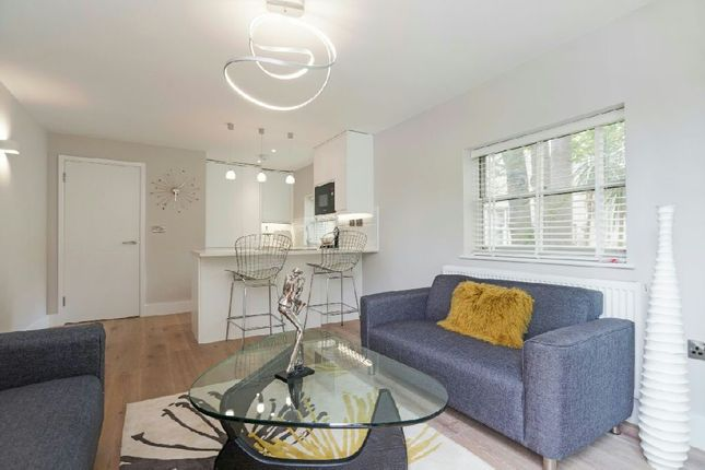 Thumbnail Flat for sale in West End Lane, South Hampstead