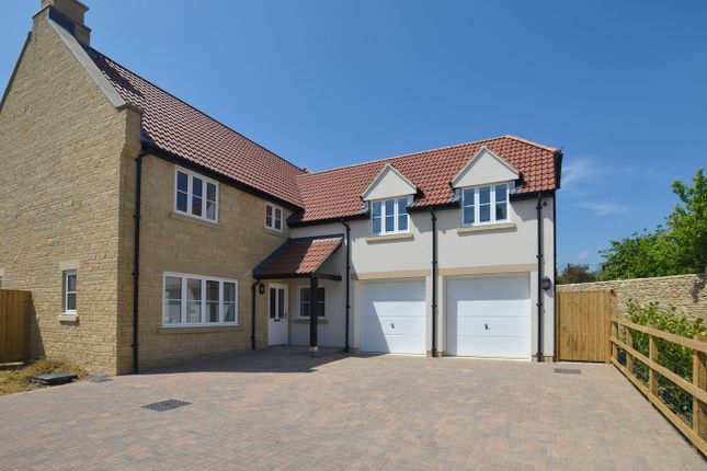 Thumbnail Detached house for sale in West Farm, Faulkland