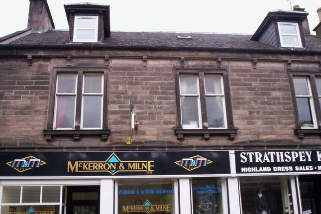 Thumbnail Flat to rent in New Street, Rothes, Moray