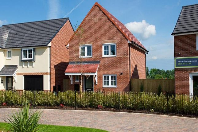 "Thumbnail Detached house for sale in ""Barwick"" at Blackpool Road, Kirkham, Preston"