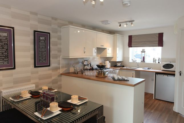 3 bed semi-detached house for sale in The Tyrone, Henderson Avenue, Wheatley Hill, Durham