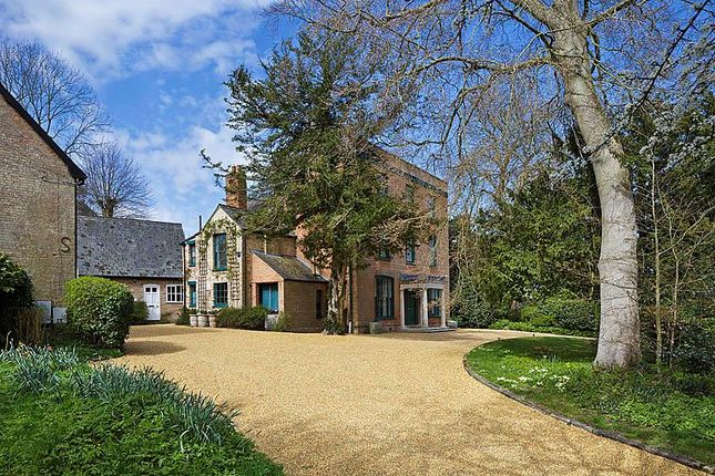 Thumbnail Detached house for sale in High Street, West Wratting, Cambridge, Cambridgeshire CB21.
